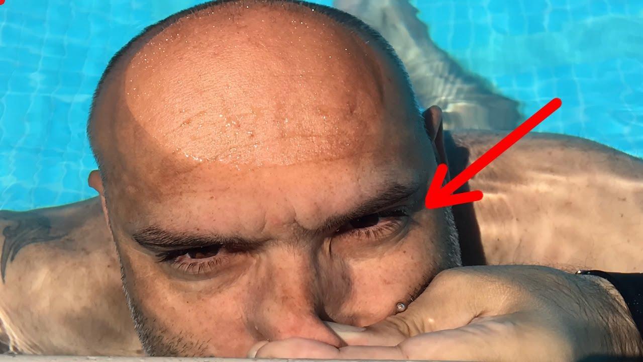 Suyun içinde göz nasıl açılmalı?
