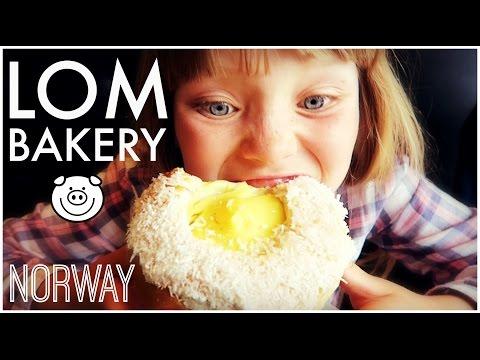 LOM BAKERY - NORWAY ROAD TRIP  |  twoplustwocrew