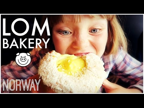 LOM BAKERY - NORWAY ROAD TRIP  |  twoplustwocrew
