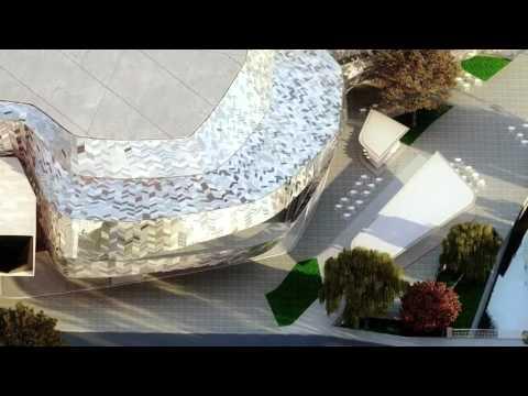 Christchurch Convention Centre Precinct Concept Design   Plenary Conventions New Zealand