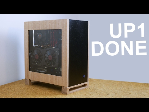 Scratch Case Build | Unicorn Project One | Part 3: Paint, Glue and Assembly