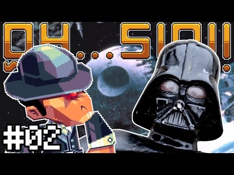 NEVER WATCHED STAR WARS?! | Oh...Sir! The Insult Simulator #2 |