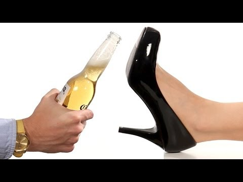 21 Ways To Open A Bottle