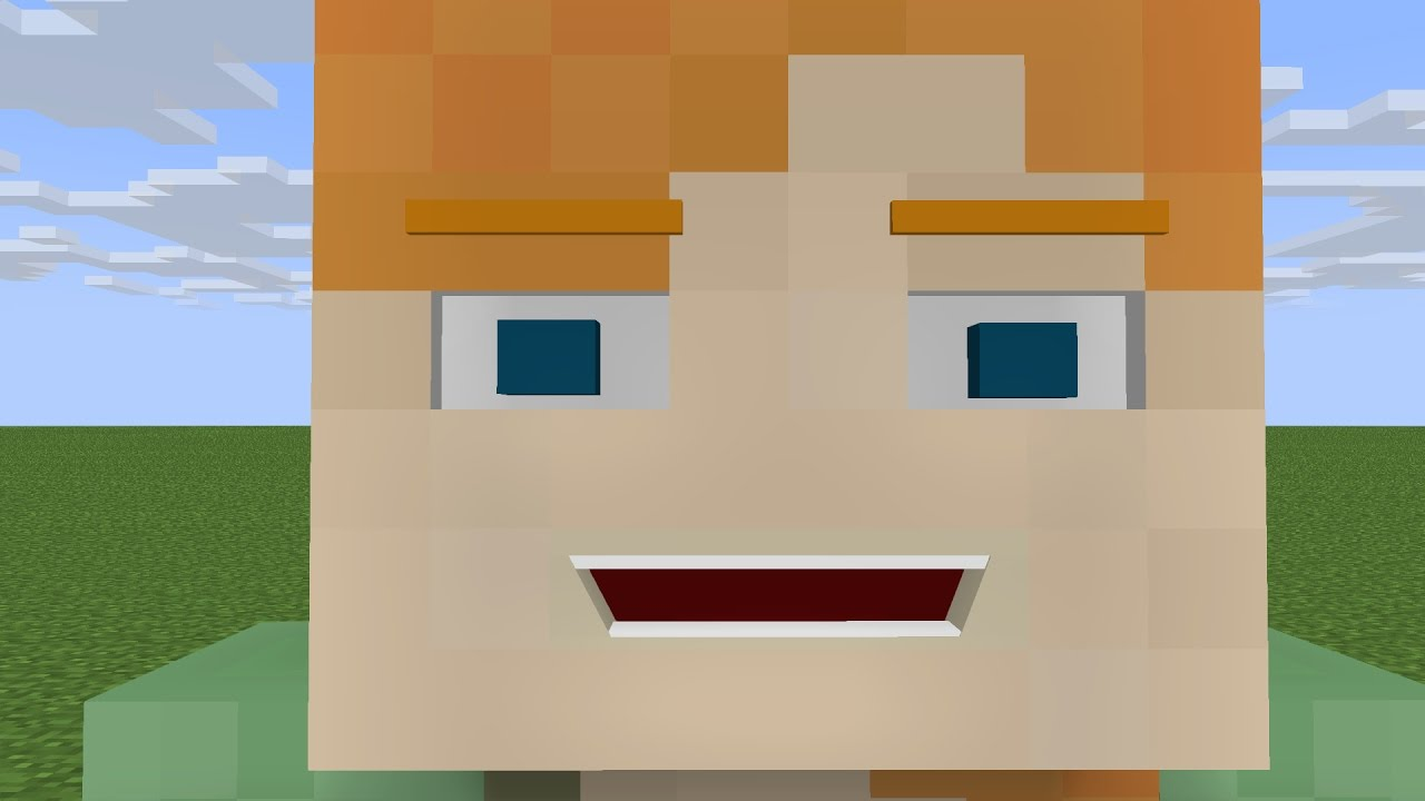 My Minecraft Skin Changed To Steve Alex Skin Youtube
