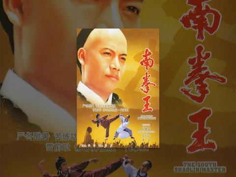 经典武打片《南拳王》 / The South Shaolin Master