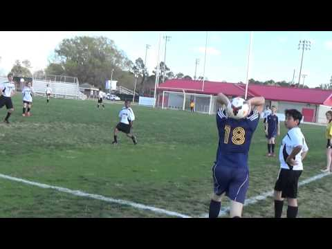 TKA vs Hartsville Middle School Part 2 of 4 JV Soccer