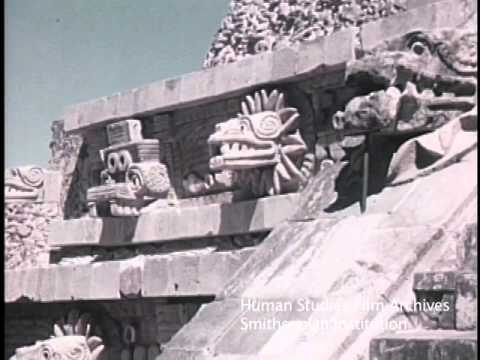 Teotihuacan (Mexico), ca. 1937