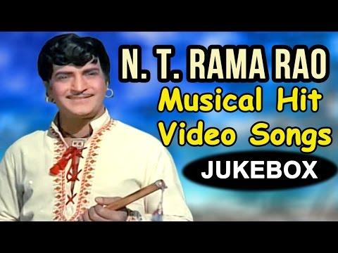 Nandamuri Taraka Rama Rao Musical Hit Songs - Ntr Back to Back Video Songs