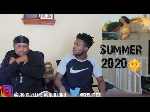 Jhené Aiko - Summer 2020 (Official music video) Reaction ❗️🔥