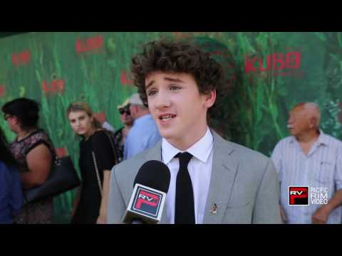 Art Parkinson reveals what he has in common with his character in Kubo & The Two Strings