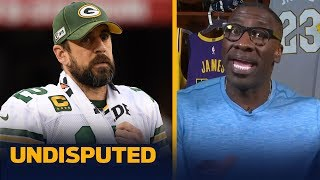 Packers HC Matt LaFleur is lying about wanting to keep Aaron Rodgers — Shannon | NFL | UNDISPUTED