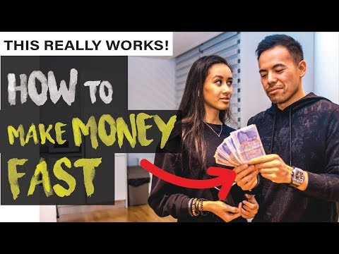 How To Make Money FAST When You're Broke | This Really Works!!