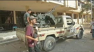 Libya warns of looming