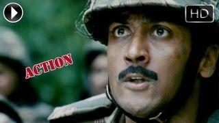 Surya Son of Krishnan Movie - Surya Saving Journalist Scene