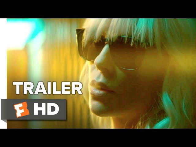 Atomic Blonde Video 2
