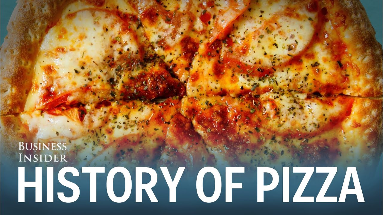 The history of pizza - YouTube