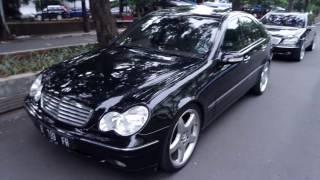 #5 Mercedes-Benz W203 CI Sundae Breakfast Run