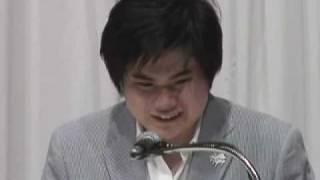ヴァン・クライバーン国際ピアノコンクール 辻井さん優勝 thumbnail