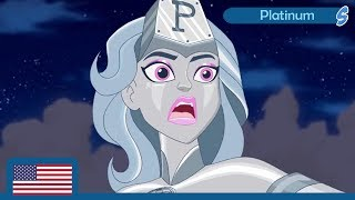 DC Super Hero Girls (Clip) | Platinum | Intergalactic Games thumbnail