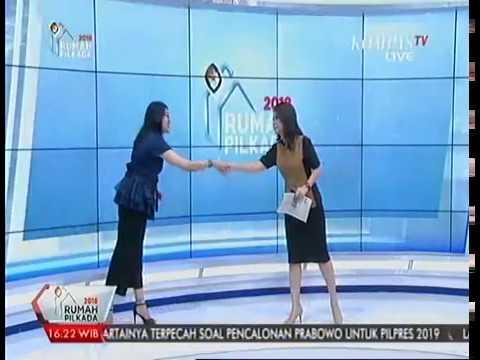 IDA AYU GRHAMTIKA  LITBANG KOMPAS   RUMAH PILKADA KOMPAS TV