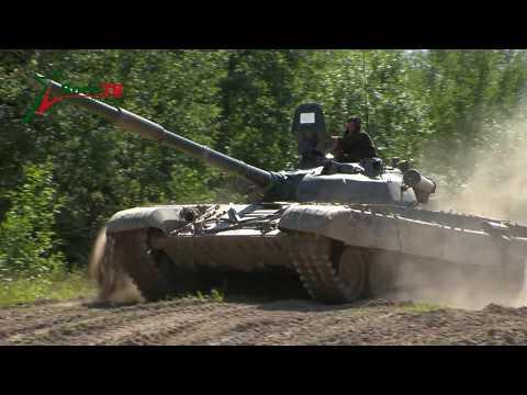 Военное обозрение (05.09.2019) Вождение танков