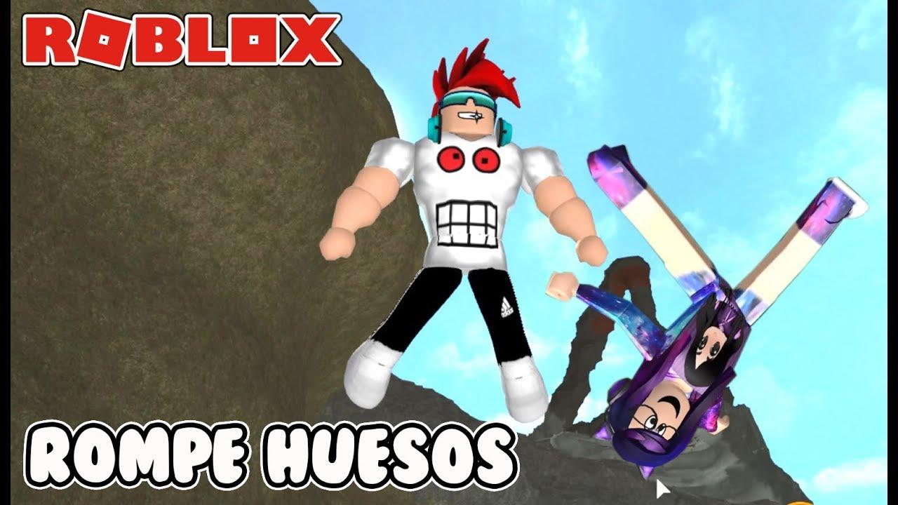 Download Me Rompo Todos Los Huesos   Salto de 999,999,999   Broken Bones Roblox