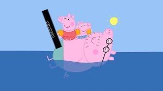 Peppa pig molto family friendly #3   YTP parodia