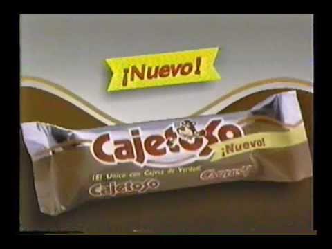 Anuncio Cajetoso Chocolate 90s Youtube