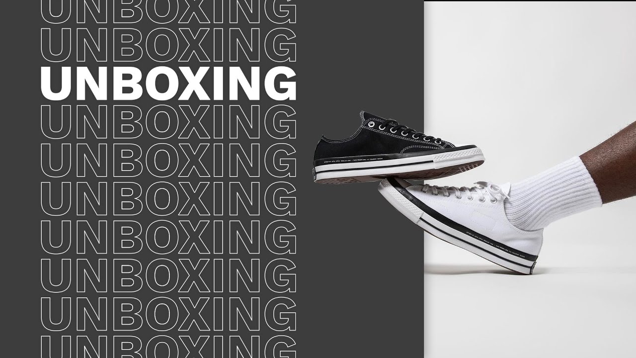 Fragment Design x Moncler Genius x Converse | Resale, Hype & Unboxing
