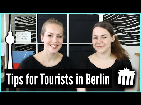 Tips for Tourists in Berlin w/ EmilyBland88 | HannaCreative