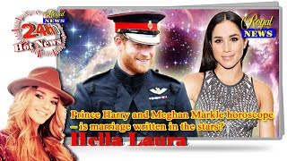 NewsRoyal - Prince Harry and Meghan Markle horoscope – is marriage written in the stars?