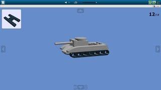 Как сделать мини танк из Lego [БТ-7] / How to make a mini tank from Lego [BT-7](Всем привет, в сегодняшнем видео я хочу вам показать как сделать мини танк БТ-7 из лего. Детали которые нужны..., 2016-01-09T15:56:55.000Z)
