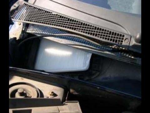 Renault laguna interieurfilter en pollenfilter vervangen for Auto interieur vernieuwen