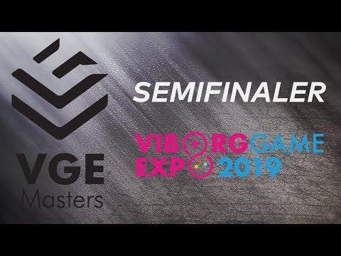 VGE Masters - Semifinaledagen