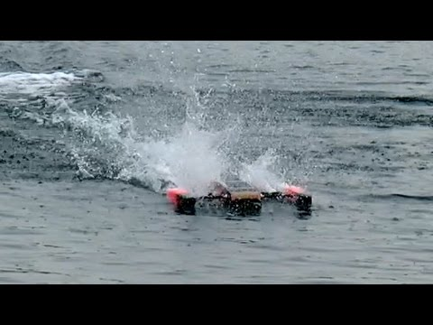 FASTEST RC RACING BOAT 160 KMH SPEEDBOAT POWERBOAT ...