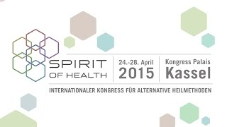 "Kulturstudio beim ""Spirit of Health Kongress 2015″ in Kassel – Reportage Tag 2"
