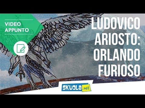 Ludovico Ariosto: l'Orlando furioso