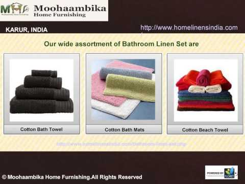Home Textile Manufacturers in India