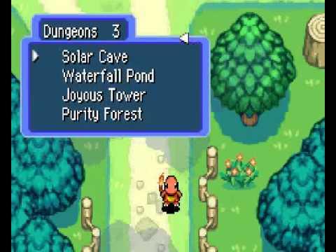 Pokémon Mystery Dungeon Red Rescue Team
