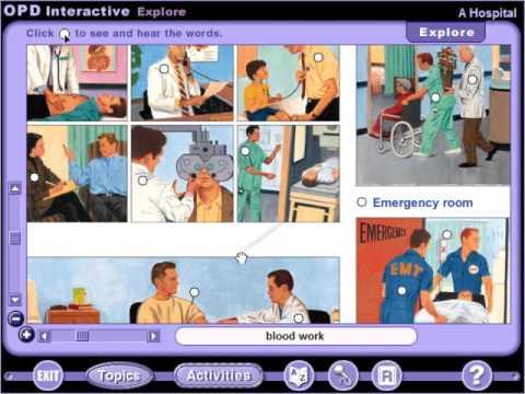A Hospital (OPD Dictionary)