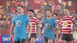 Rugby League Live 4 - Be A Pro - #32 - Another New Team