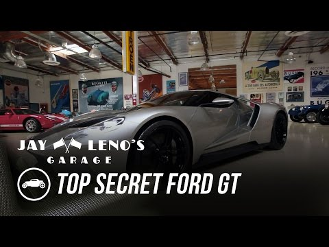 The Top Secret Ford GT – Jay Leno's Garage