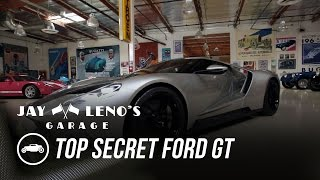 The Top Secret Ford GT - Jay Leno