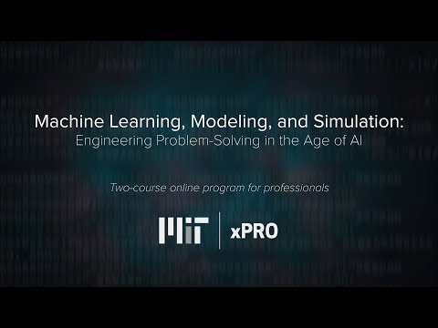 Machine Learning Modeling And Simulation Engineering Problem Solving In The Age Of Ai Youtube
