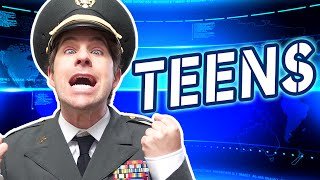 IF TEENS RULED THE WORLD thumbnail