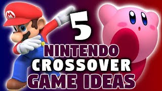 5 Nintendo Crossover Game Ideas - Contest Results!