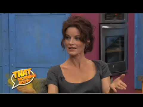 Laura Leighton visits That Morning Show