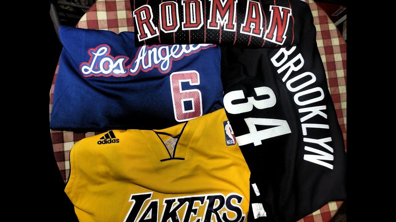 2594c97ff73 Como Diferencias una camiseta ORIGINAL de la NBA y una REPLICA