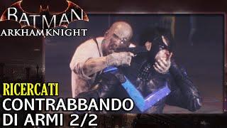 Batman: Arkham Knight (ITA)-Ricercati: Contrabbando di Armi [2/2], BOSS Pinguino