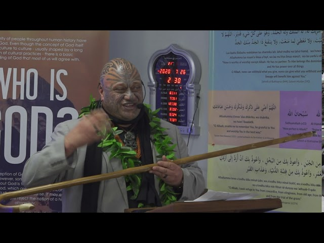 Traditional Maori Beliefs - Pouroto Ngaropo Speech